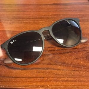 Ray ban erika lightly used. Excellent condition